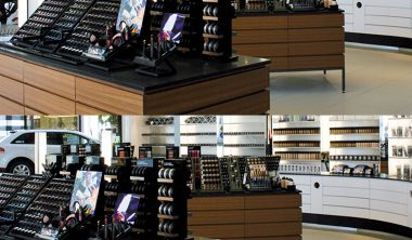 Mac Cosmetics Store – New York – USA