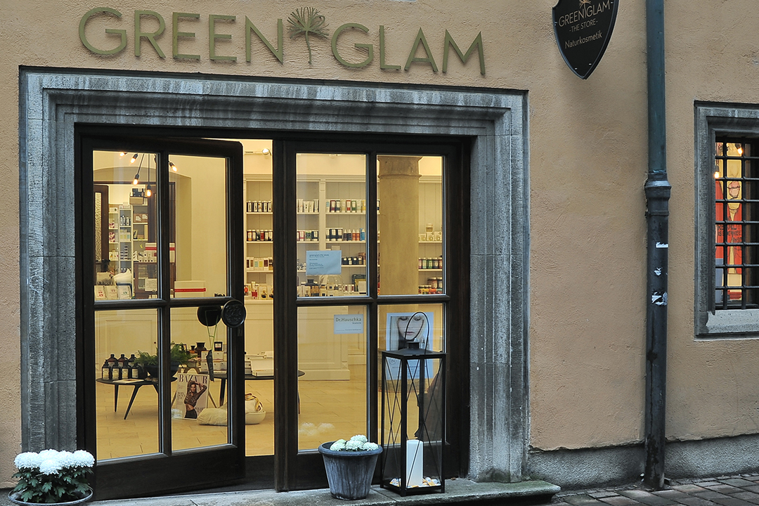 GREEN GLAM STORE – AUGUSTA – GERMANIA