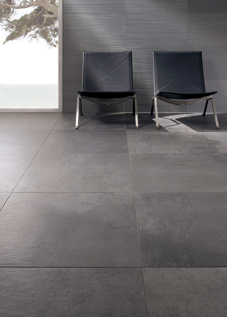 Ardesia mix coem ceramiche e piastrelle in gres for Carrelage 75x75 gris