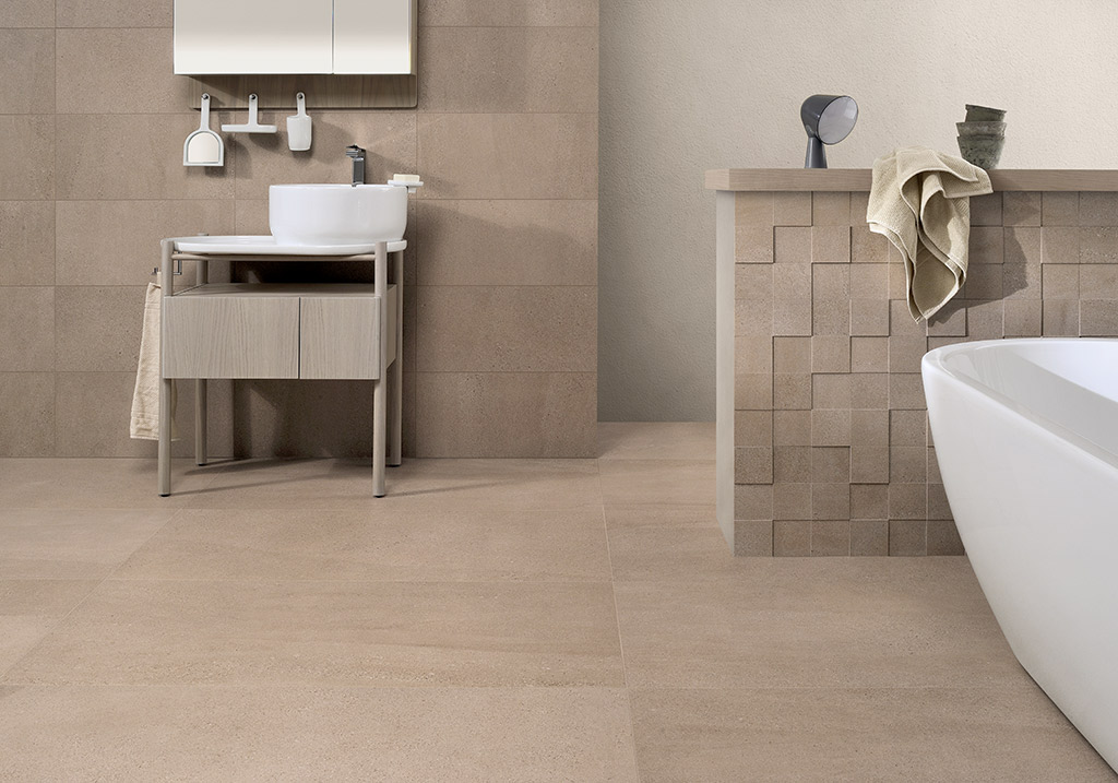 Arenaria coem porcelain stoneware tiles and ceramics for outdoor flooring a - Vinyl imitation carrelage ...