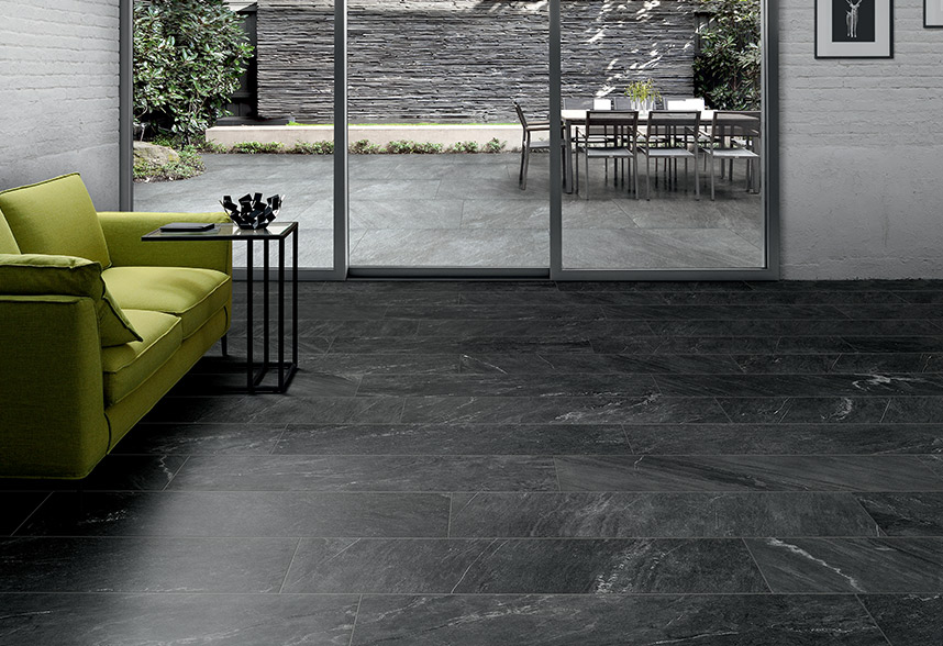 Coem porcelain stoneware tiles and ceramics for outdoor flooring and indoor w...