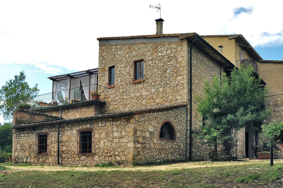 AGRITURISMO CASAGLI – COLLE VAL D'ELSA (SIENA) – ITALY