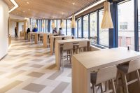 RESTAURANT BANK – AMSTERDAM – HOLLANDE