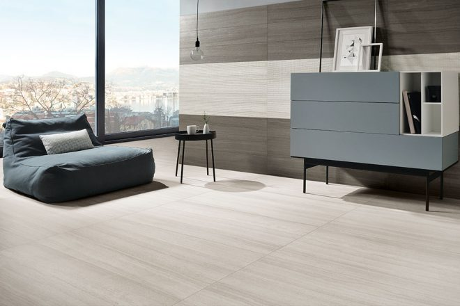 Gres-effetto-pietra_Ceramiche-Coem_Flow_Light-Grey-60x120_Dark-Grey-20x120_Pleated-Light-Grey-20x120