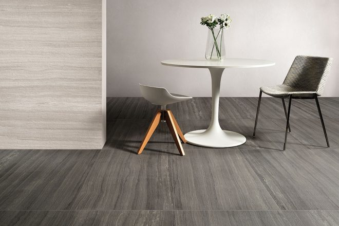 piastrelle-cucina_Ceramiche-Coem_Flow_Dark-Grey-60x120_Light-Grey-20x120