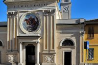 CHURCH IN VILLAPIZZONE – MILAN – ITALY